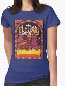 Flatbush Zombies Church  Womens Fitted T-Shirt