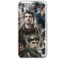 Keep Calm and Love 10K - Z Nation Shirt iPhone Case/Skin