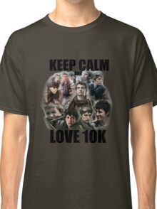 Keep Calm and Love 10K - Z Nation Shirt Classic T-Shirt