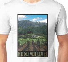 Napa Valley - Far Niente Winery II Unisex T-Shirt