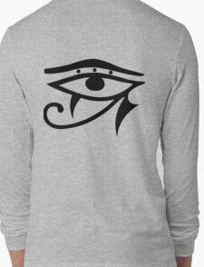 Egyptian Eye Long Sleeve T-Shirt