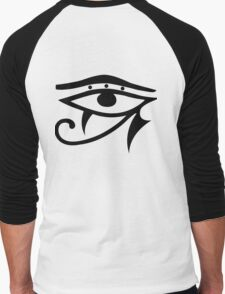 Egyptian Eye Men's Baseball ¾ T-Shirt