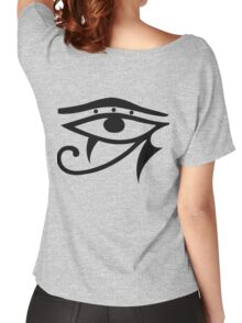 Egyptian Eye Women's Relaxed Fit T-Shirt