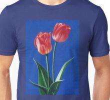 Two Tulips Unisex T-Shirt