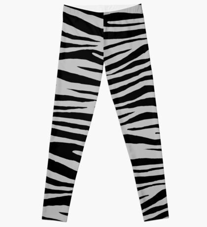 0294 Gray (X11) Tiger Leggings