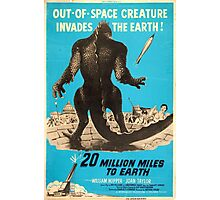 20 million miles to earth 07 Photographic Print