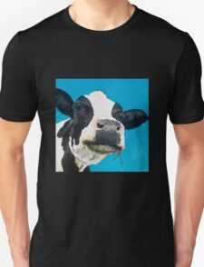 Margot - The Relaxed Cow Unisex T-Shirt