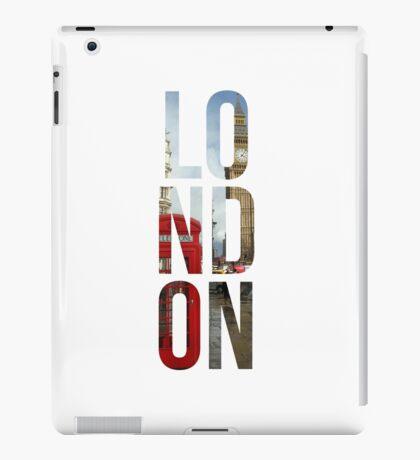 London Town iPad Case/Skin