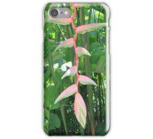 Beautiful Tropical Greenery iPhone Case/Skin