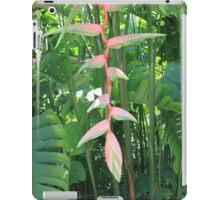 Beautiful Tropical Greenery iPad Case/Skin