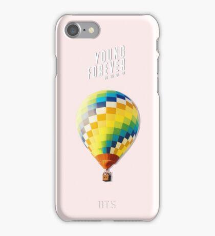 BTS/Bangtan Sonyeondan - Young Forever Balloon (Pink) iPhone Case/Skin