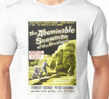 the abominable snowman of the himalayas Unisex T-Shirt