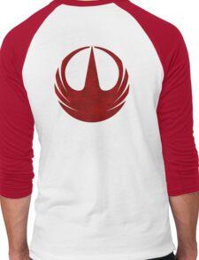 rebel alliance rogue one starbird Men's Baseball ¾ T-Shirt