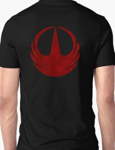 rebel alliance rogue one starbird Unisex T-Shirt