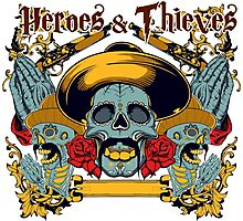 Heroes and Thieves Photographic Print