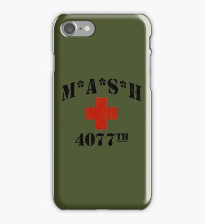 MASH iPhone Case/Skin