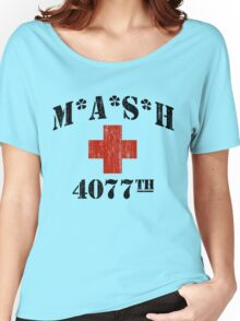 MASH Women's Relaxed Fit T-Shirt