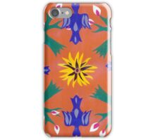 BIRDS AND BLOSSOMS iPhone Case/Skin