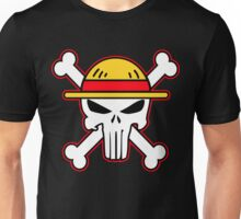 StrawHat punisher new Unisex T-Shirt