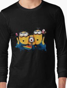 Minion by remi42 Long Sleeve T-Shirt