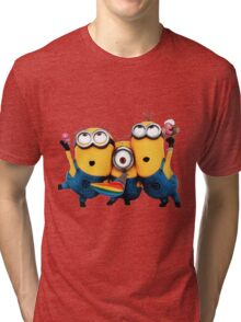 Minion by remi42 Tri-blend T-Shirt