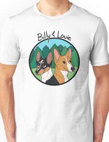 Billy and Louie - Custom Unisex T-Shirt