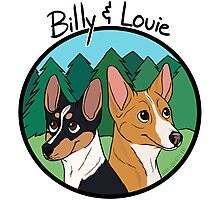Billy and Louie - Custom Photographic Print