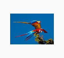 Macaws in flight T-Shirt