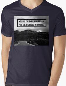 Brand New Mens V-Neck T-Shirt