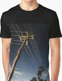 Skyward   Eastern Australian Skies Graphic T-Shirt