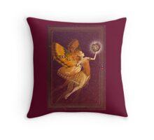 Fairy Dreams Poster 1 Throw Pillow