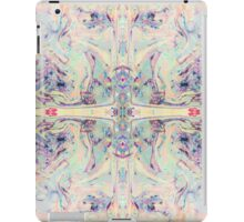 Spirit ink design Butterfly in blue for large decorative prints wall art skirts duvet covers  iPad Case/Skin