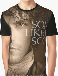Jamie Fraser Outlander Graphic T-Shirt
