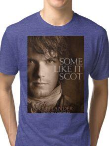 Jamie Fraser Outlander Tri-blend T-Shirt