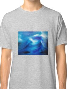 The wake - an original oil painting Classic T-Shirt