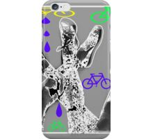 Morning work out iPhone Case/Skin