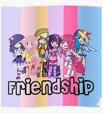 ~Friendship~ Poster