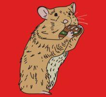 Hungry, Hungry Hamster Kids Tee