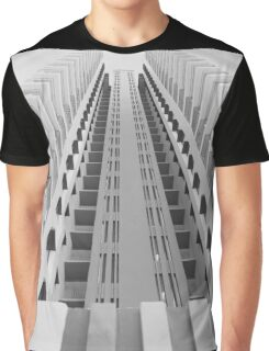 Singapore Skyscraper Graphic T-Shirt