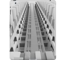 Singapore Skyscraper iPad Case/Skin
