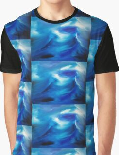 The wake - an original oil painting Graphic T-Shirt