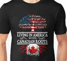 Canadian Roots T-shirt & Hoodie Unisex T-Shirt