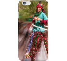 Stilts and hoops iPhone Case/Skin