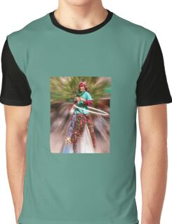 Stilts and hoops Graphic T-Shirt
