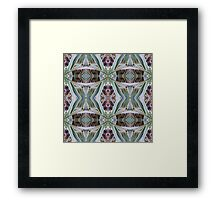 Geometric Nature Framed Print