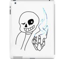Undertale Sans iPad Case/Skin