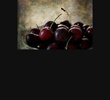 Dark Cherries Womens Fitted T-Shirt