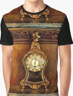 Still Life on a Mantelpiece at Half Past Twelve Graphic T-Shirt