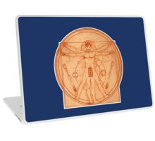 DOCTOR GALLIFREYANUS  Laptop Skin