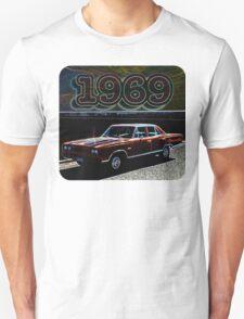 1969 Retro Colors Unisex T-Shirt